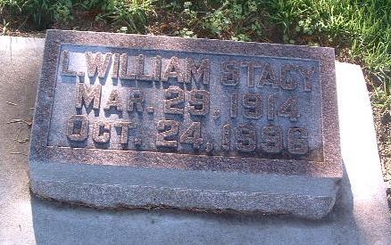STACY, L. WILLIAM - Mills County, Iowa | L. WILLIAM STACY