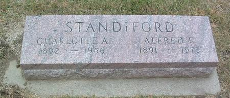 STANDIFORD, CHARLOTTE A. - Mills County, Iowa | CHARLOTTE A. STANDIFORD