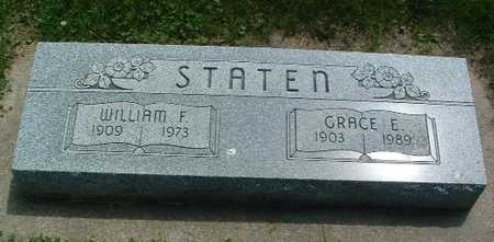 STATEN, GRACE E. - Mills County, Iowa | GRACE E. STATEN