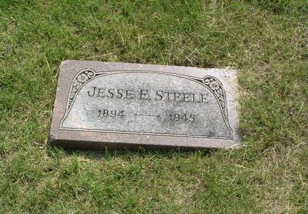 STEELE, JESSE E. - Mills County, Iowa | JESSE E. STEELE