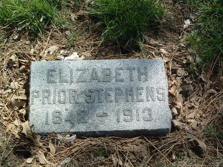 PRYOR STEPHENS, ELIZABETH - Mills County, Iowa | ELIZABETH PRYOR STEPHENS