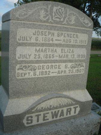 STEWART, JOSEPH SPENCER - Mills County, Iowa | JOSEPH SPENCER STEWART