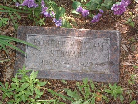 STEWART, ROBERT WILLIAM - Mills County, Iowa | ROBERT WILLIAM STEWART