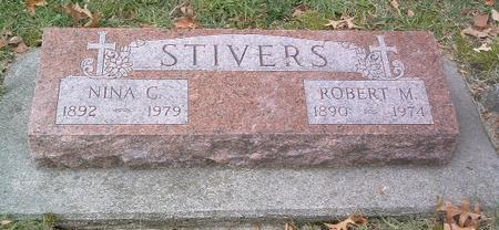 STIVERS, NINA C. - Mills County, Iowa | NINA C. STIVERS