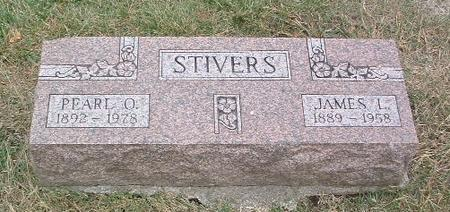 STIVERS, JAMES L. - Mills County, Iowa | JAMES L. STIVERS