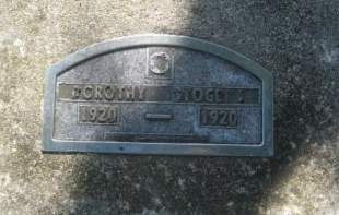 STOGDELL, DOROTHY - Mills County, Iowa   DOROTHY STOGDELL