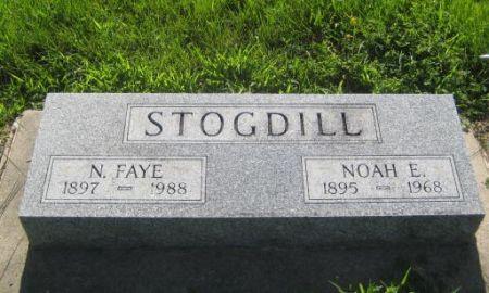 STOGDILL, NOAH E. - Mills County, Iowa | NOAH E. STOGDILL
