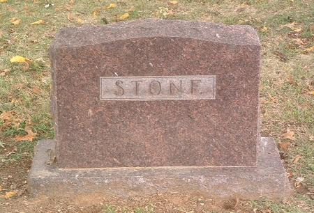 STONE, FAMILY HEADSTONE - Mills County, Iowa | FAMILY HEADSTONE STONE