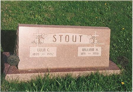 STOUT, LULA C - Mills County, Iowa | LULA C STOUT