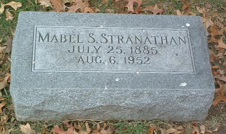 STRANATHAN, MABEL S. - Mills County, Iowa | MABEL S. STRANATHAN
