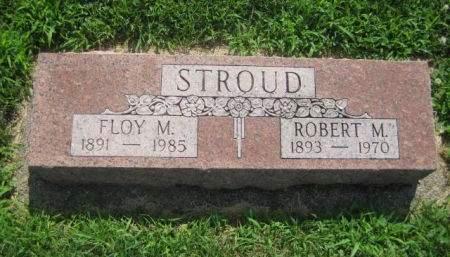 STOUD, ROBERT M. - Mills County, Iowa   ROBERT M. STOUD