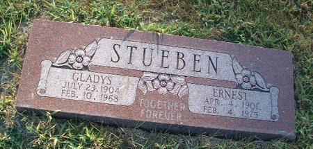 STUEBEN, GLADYS - Mills County, Iowa | GLADYS STUEBEN