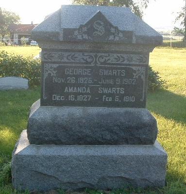 SWARTS, AMANDA - Mills County, Iowa | AMANDA SWARTS