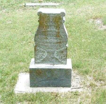 TAGUE, ALBERT - Mills County, Iowa | ALBERT TAGUE