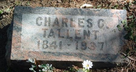 TALLENT, CHARLES C. - Mills County, Iowa | CHARLES C. TALLENT