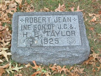 TAYLOR, ROBERT JEAN - Mills County, Iowa | ROBERT JEAN TAYLOR
