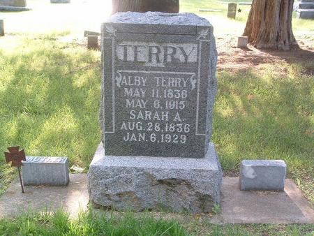 TERRY, ALBY - Mills County, Iowa | ALBY TERRY