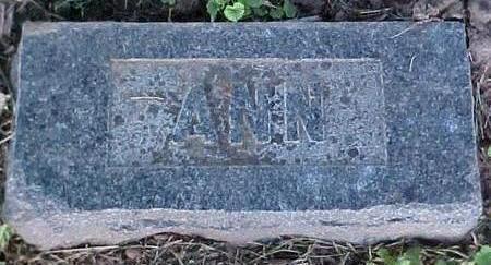 TERRY, ANN - Mills County, Iowa | ANN TERRY