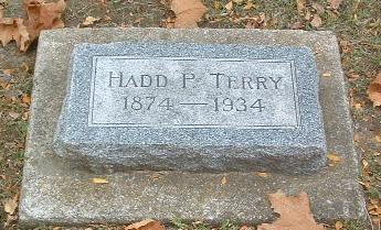 TERRY, HADD P. - Mills County, Iowa | HADD P. TERRY