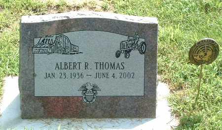THOMAS, ALBERT R. - Mills County, Iowa | ALBERT R. THOMAS
