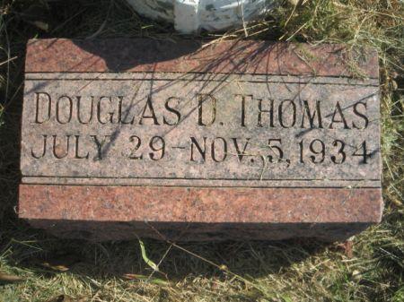THOMAS, DONALD D. - Mills County, Iowa   DONALD D. THOMAS