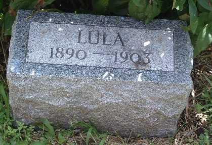 THOMAS, LULA - Mills County, Iowa | LULA THOMAS
