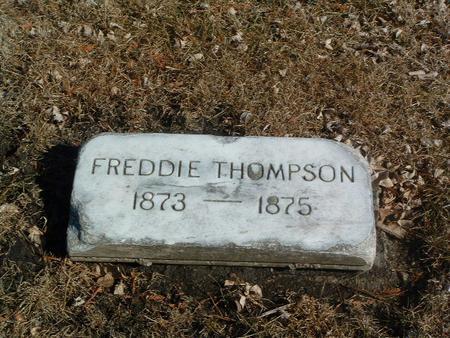 THOMPSON, FREDDIE - Mills County, Iowa | FREDDIE THOMPSON