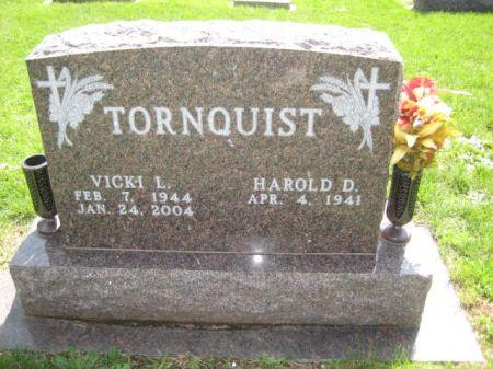 TORNQUIST, VICKI L. - Mills County, Iowa | VICKI L. TORNQUIST