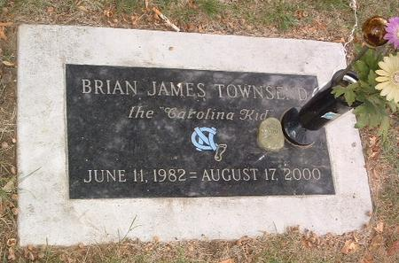 TOWNSEND, BRIAN JAMES - Mills County, Iowa   BRIAN JAMES TOWNSEND