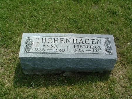 TUCHENHAGEN, FREDERICK - Mills County, Iowa | FREDERICK TUCHENHAGEN