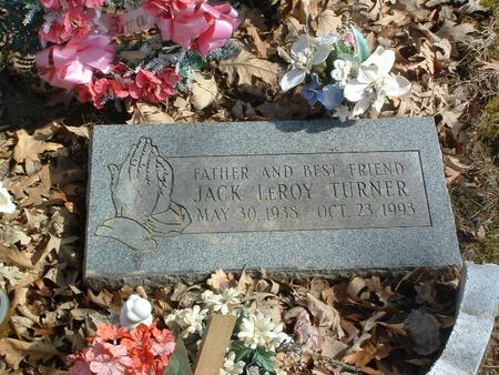 TURNER, JACK LEROY - Mills County, Iowa | JACK LEROY TURNER