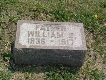 UTTERBACK, WILLIAM E. - Mills County, Iowa | WILLIAM E. UTTERBACK