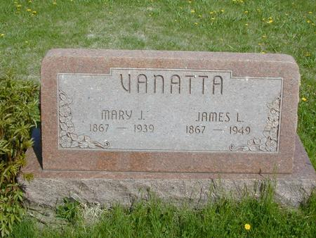 VANATTA, JAMES LINNAL - Mills County, Iowa | JAMES LINNAL VANATTA