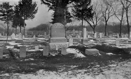 VANDOREN, FAMILY STONE - Mills County, Iowa | FAMILY STONE VANDOREN