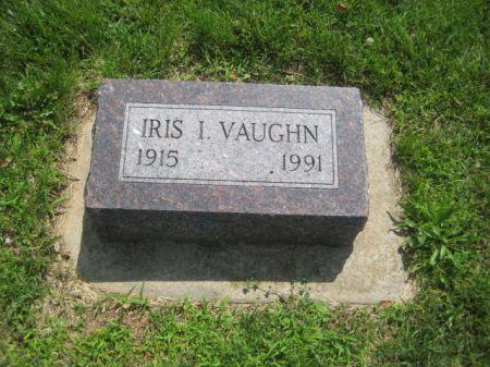 VAUGHN, IRIS I. - Mills County, Iowa | IRIS I. VAUGHN