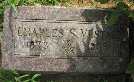 VESTAL, CHARLES S. - Mills County, Iowa | CHARLES S. VESTAL