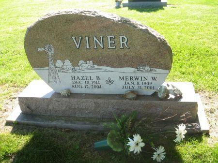VINER, MERWIN W. - Mills County, Iowa | MERWIN W. VINER