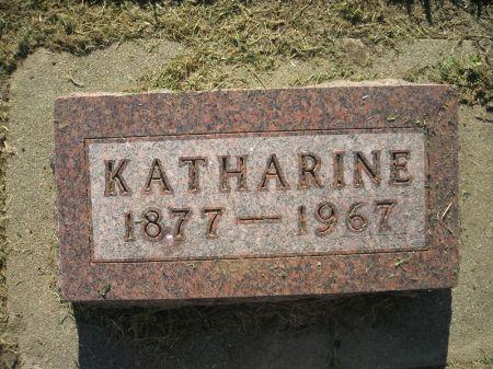 VINER, KATHARINE - Mills County, Iowa | KATHARINE VINER