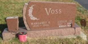 VOSS, MARGARET E. - Mills County, Iowa | MARGARET E. VOSS
