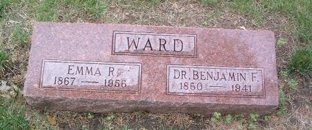 WARD, BENJAMIN F. - Mills County, Iowa | BENJAMIN F. WARD