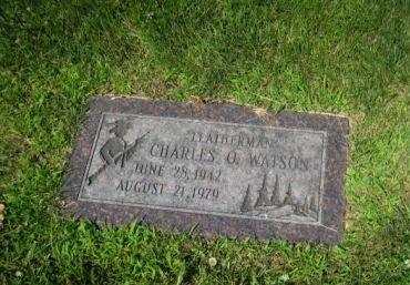 WATSON, CHARLES O. - Mills County, Iowa | CHARLES O. WATSON