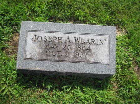 WEARIN, JOSEPH - Mills County, Iowa   JOSEPH WEARIN