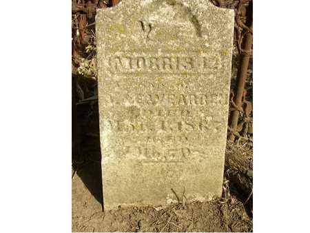 WEARREN (SIC), MORRIS L. - Mills County, Iowa   MORRIS L. WEARREN (SIC)