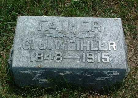 WEIHLER, G.J. - Mills County, Iowa | G.J. WEIHLER