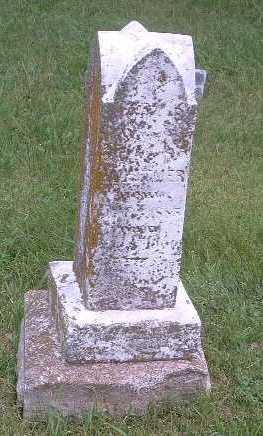 WHITMER, MARY B. - Mills County, Iowa   MARY B. WHITMER
