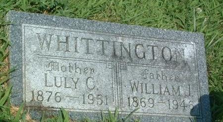 WHITTINGTON, LULY C. - Mills County, Iowa | LULY C. WHITTINGTON
