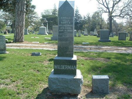 WILDERMAN, EMMA E. - Mills County, Iowa | EMMA E. WILDERMAN