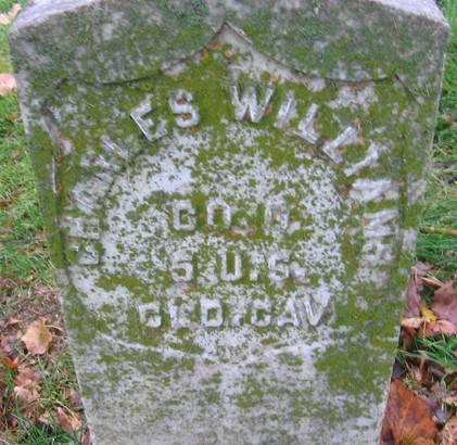 WILLIAMS, CHARLES - Mills County, Iowa   CHARLES WILLIAMS
