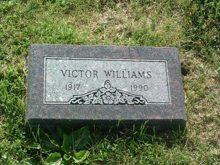WILLIAMS, VICTOR - Mills County, Iowa | VICTOR WILLIAMS