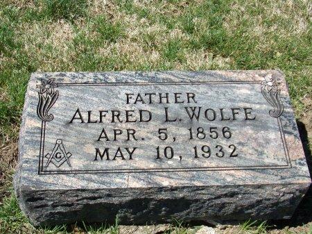 WOLFE, ALFRED L. - Mills County, Iowa | ALFRED L. WOLFE